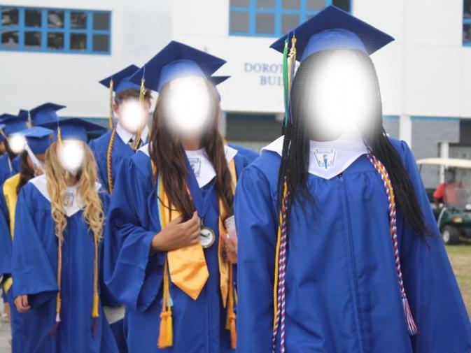 topi toga wisuda Hat Toga Graduation