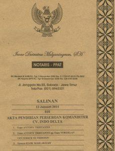 Konveksi Topi Toga Baju Wisuda CV Indo Delta Textil 02