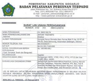 Konveksi Topi Toga Baju Wisuda CV Indo Delta Textil 03